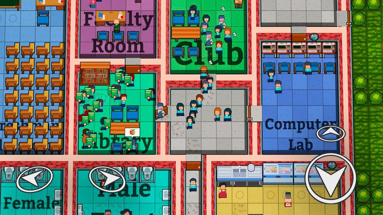 Academia School Simulator Baixar