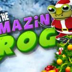 Amazing Santa Frog