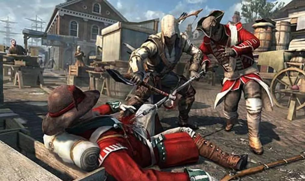 Baixar Assassin's Creed 3