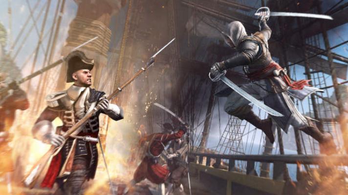 Assassin's Creed 4 Black Flag Baixar