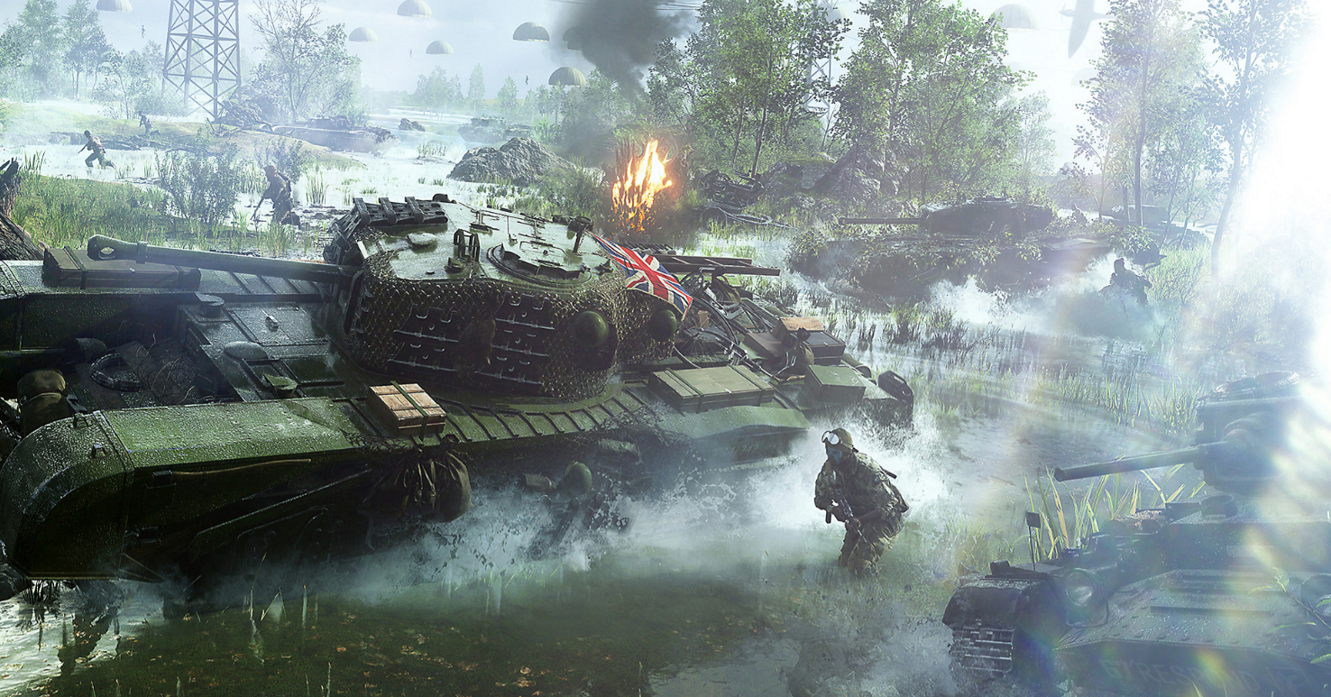 Battlefield 5 Baixar