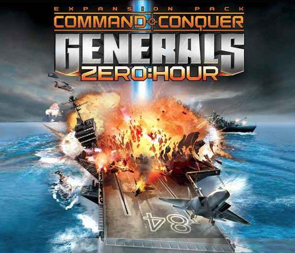 Command & Conquer: Generals Baixar
