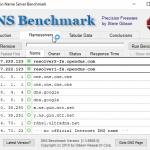 DNS Benchmark Baixar