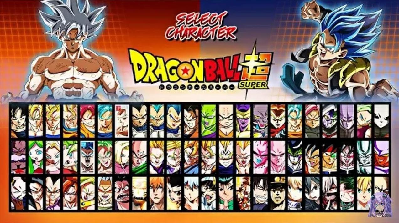 Baixe Dragon Ball Mugen