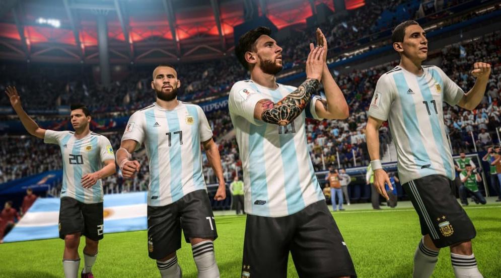 FIFA 18 PC Baixar