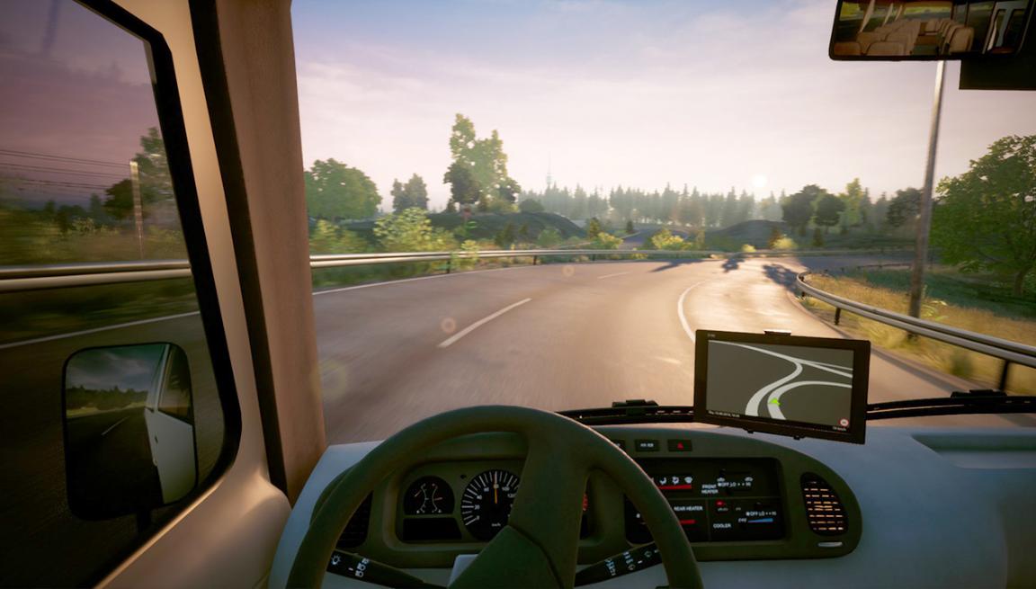 Fernbus Simulator Baixar