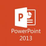 Microsoft PowerPoint 2013 Baixar