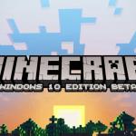 Minecraft Windows 10 Baixar