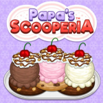 Papa's Scooperia Baixar