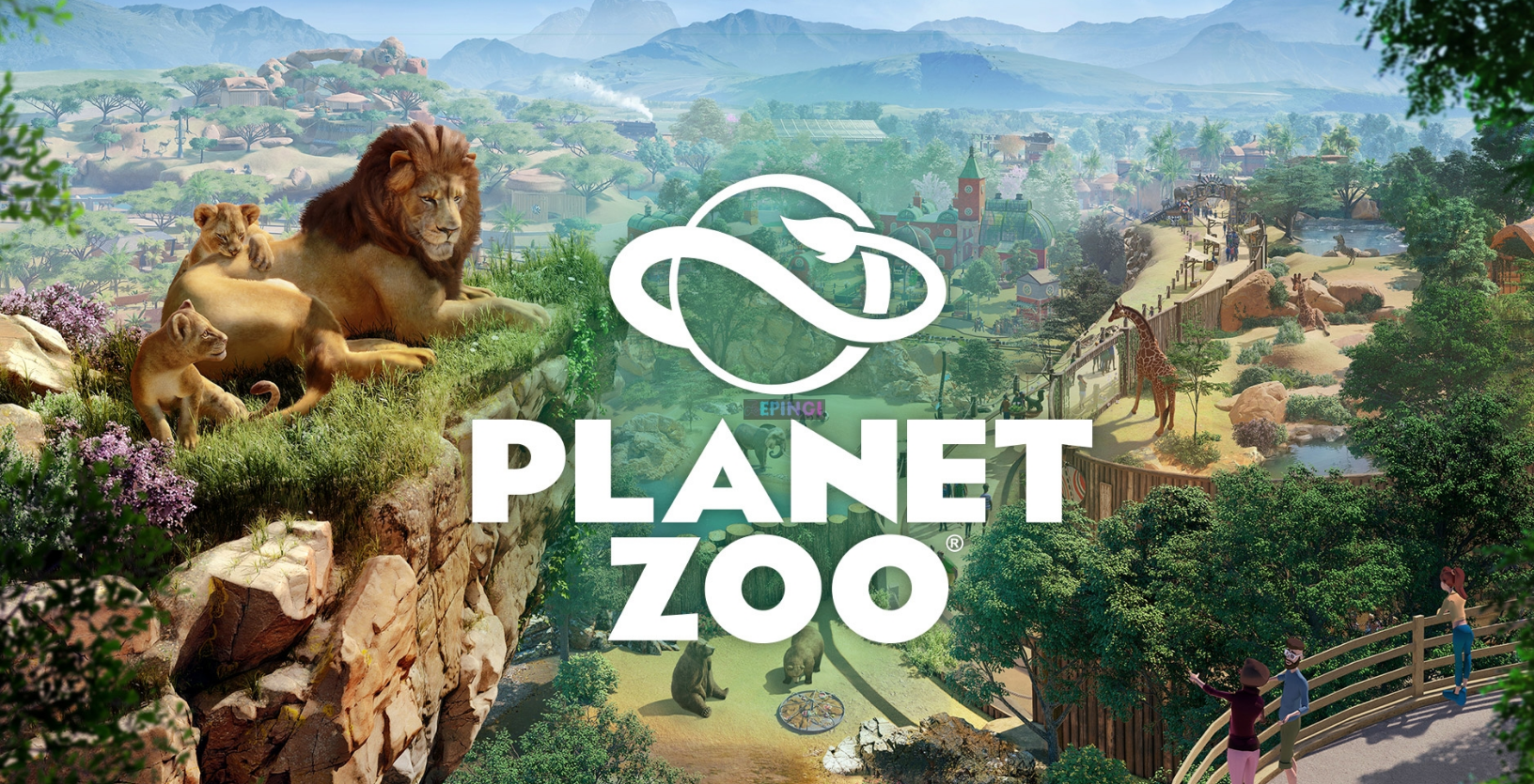 Download do Planet Zoo