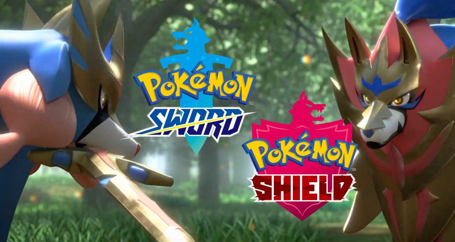 Pokémon Espada e Escudo Baixar