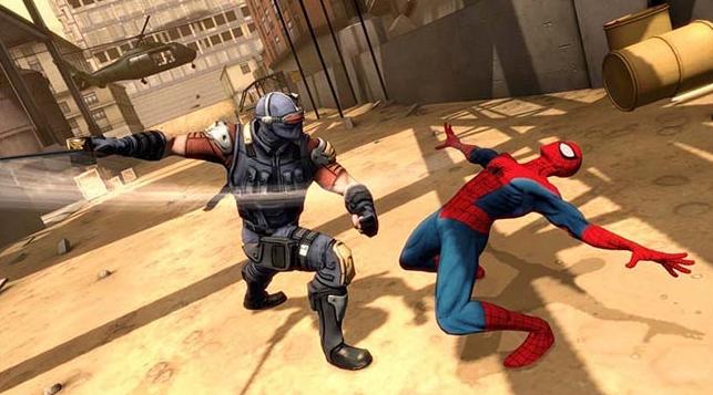 Dimensão quebrada do Homem-Aranha Baixar
