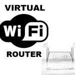 Virtual Wifi Router Baixar