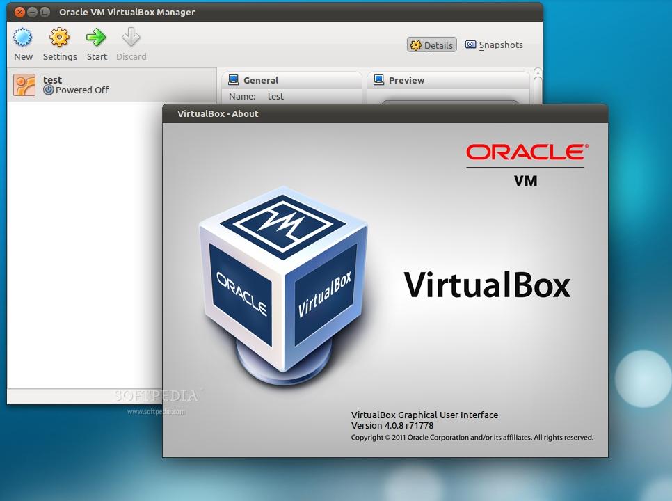 VirtualBox Baixar