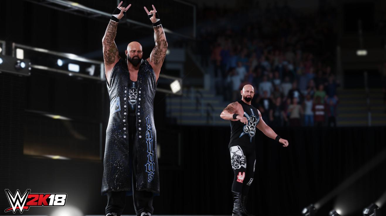 WWE 2k18 Baixar