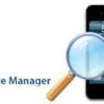 idevice manager logo