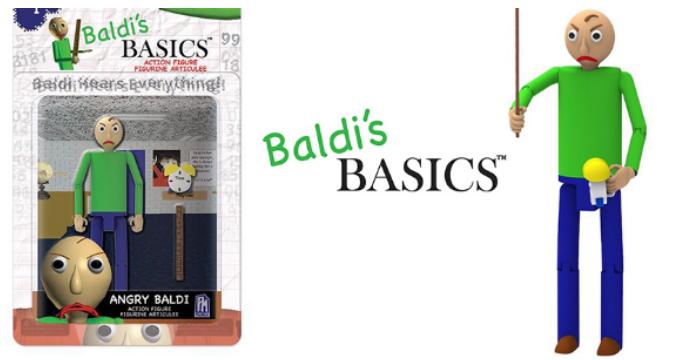 Baldi's Basics Baixar