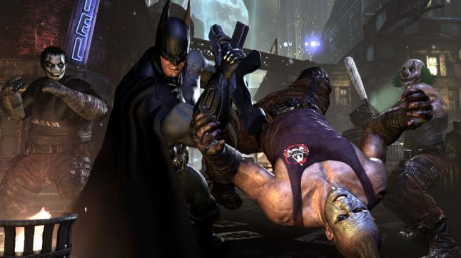Baixar Batman Arkham City