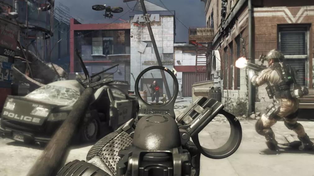 Baixar Call of Duty Ghosts