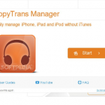 CopyTrans Manager Baixar
