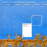Desktop Calendar Baixar