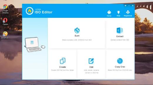 Download ISO Burner