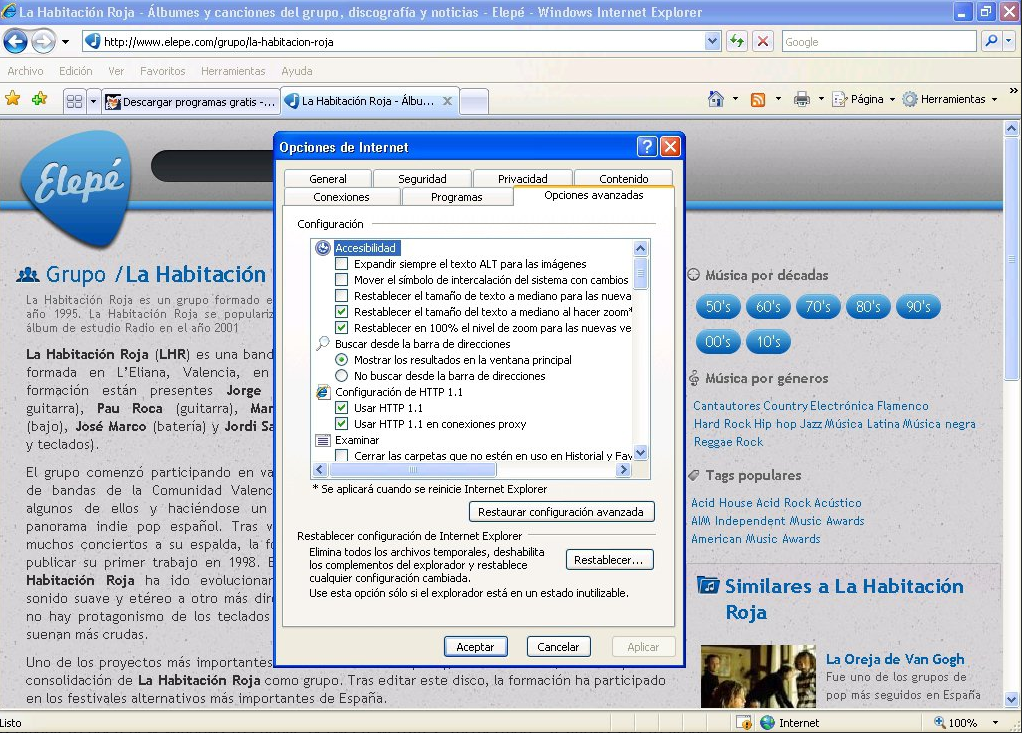 Internet Explorer 7 Baixar