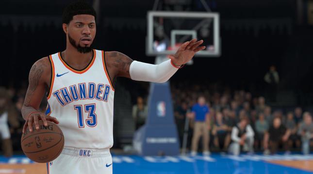 Download de NBA 2k18