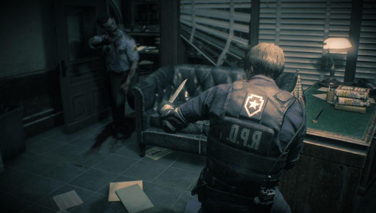 Baixar Resident Evil 2