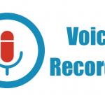 Voice Recorder Baixar