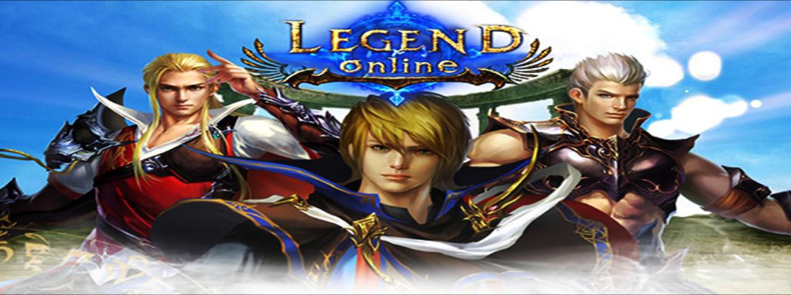 Legend Online Baixar