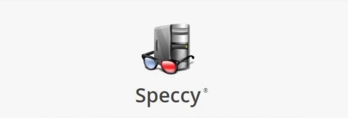Download de Speccy