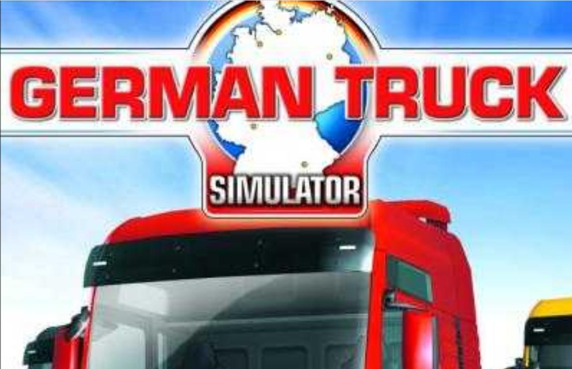 German Truck Simulator Baixar