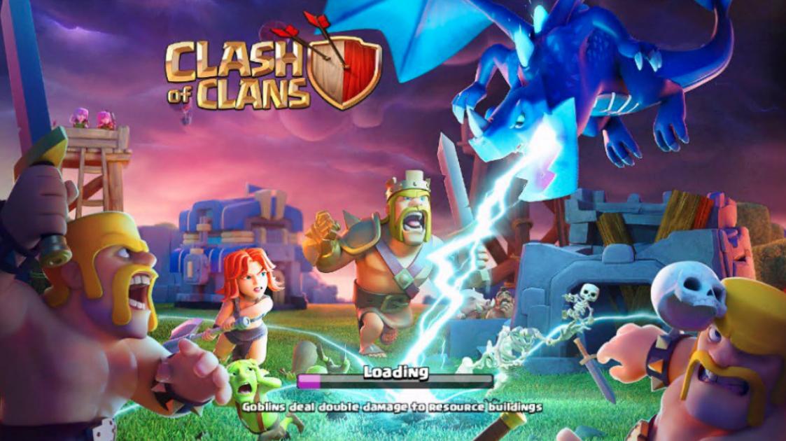 Clash Of Clans Baixar Pc