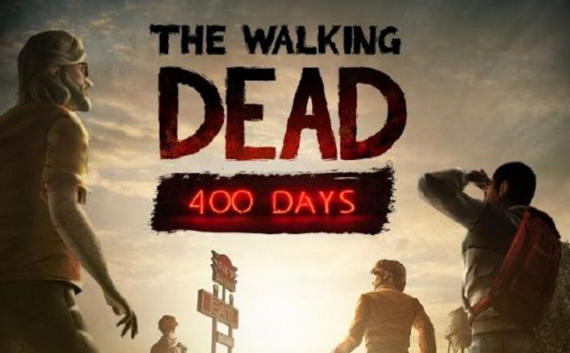 The Walking Dead 400 dias Baixar