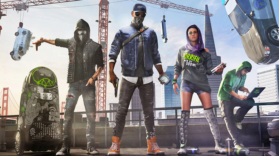 Download do Watch Dogs 2