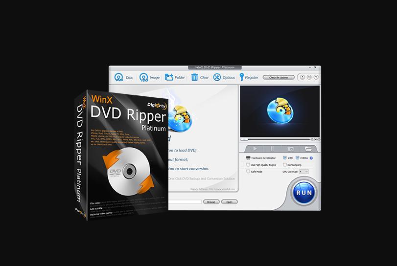 WinX DVD Ripper Baixar