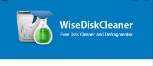 Wise Disk Cleaner Baixar