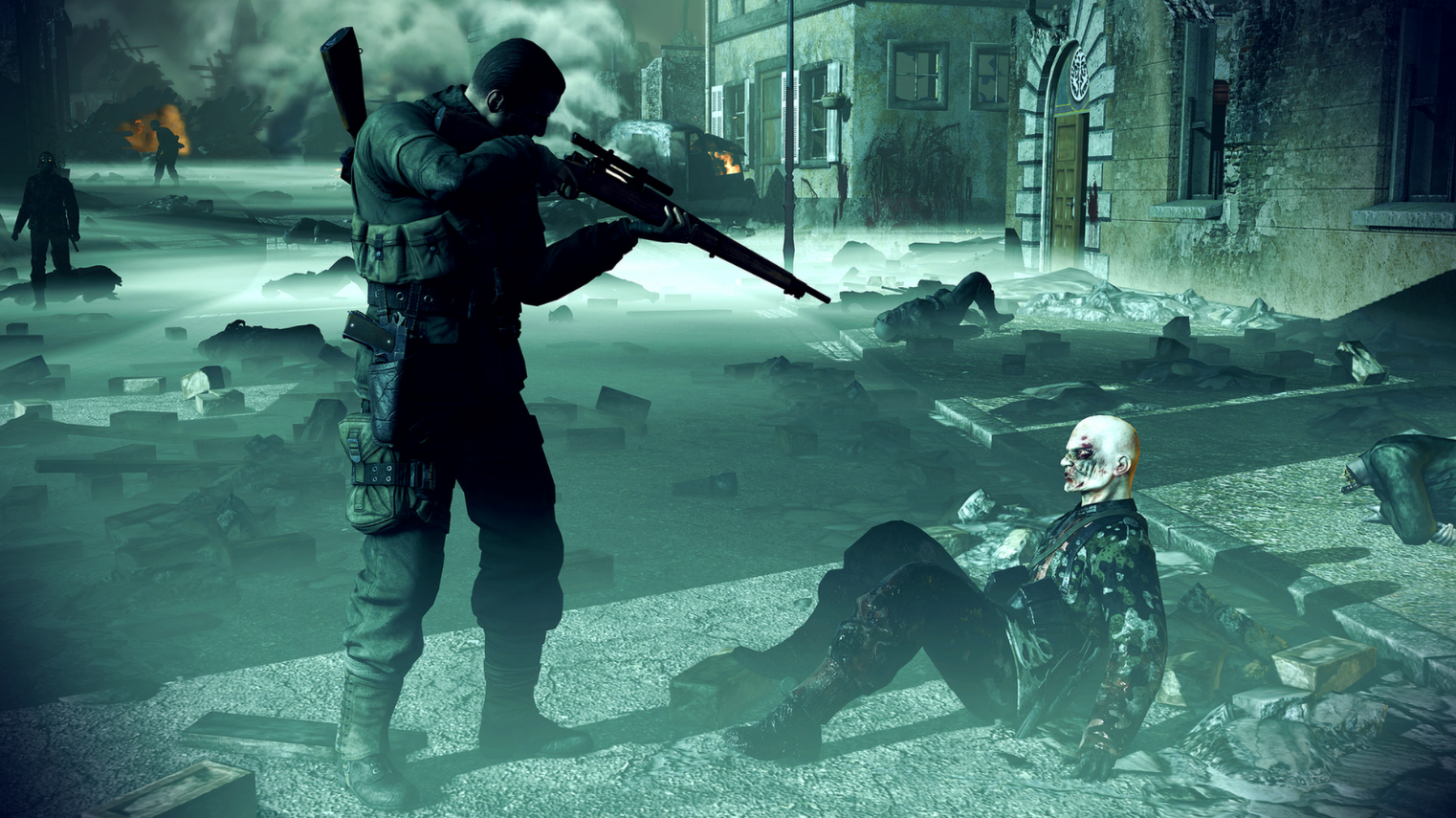 Sniper Elite Nazi Zombie Army Baixar