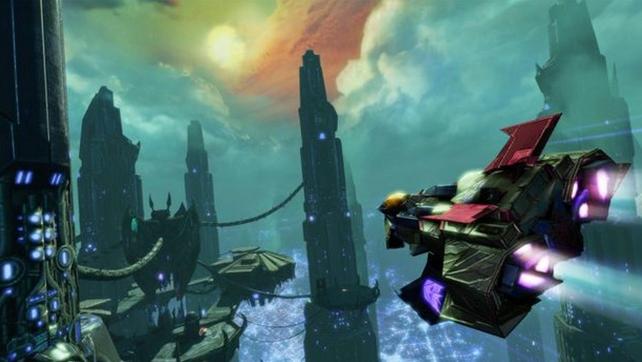 Transformers Fall Of Cybertron Baixar