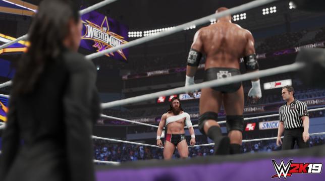 WWE 2k19 Baixar