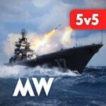 o download do MODERN WARSHIPS Mod Apk